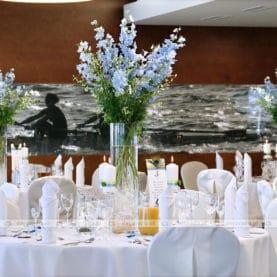 Dekoracja ślubna w Park Hotelu