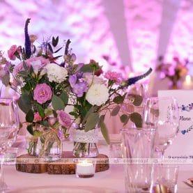 Dekoracja wesela w stylu vintage