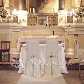 Ślubny wystrój Kaplicy w Wąsowie