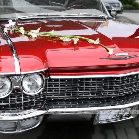 Dekoracja samochodu – cantadeski