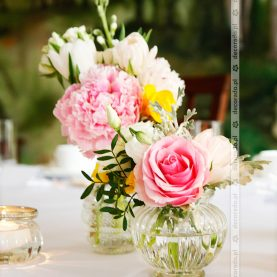Dekoracja ślubna w wiosennych kolorach – Culinaria