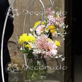 Alejka kwiatów – Kościół w Wąsowie