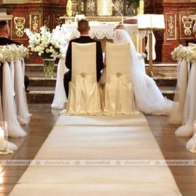 Dekoracja kościoła św. Małgorzaty