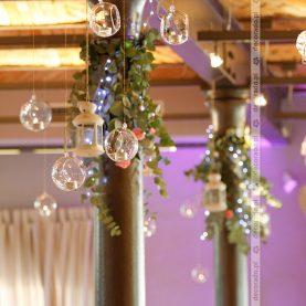 Dekoracja sufitu – kwiatowe akcenty