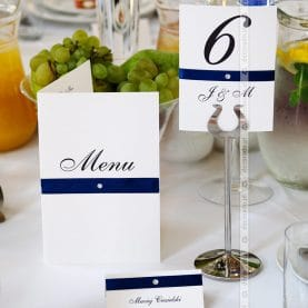 Elegancka papeteria ślubna