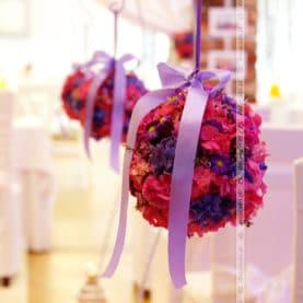 Dekoracja ceremonii ślubnej – Gościniec Żurawiec