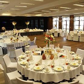 Dekoracja sali weselnej – Hotel Barczyzna k. Poznania