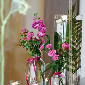 Dodatki w kolorze dekoracji