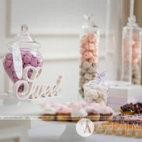 Słodki stół w Pałacu Jaśminowym