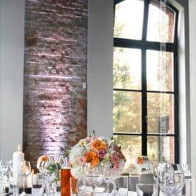 Dekoracja ślubna w Spocie