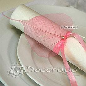 Dodatki w kolorze różu – Hotel Dorian w Poznaniu