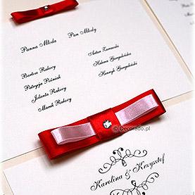 Elegancka tablica z planem stołów – Hotel Pietras