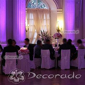 Oświetlenie jako dopełnienie dekoracji – Pałac w Rydzynie