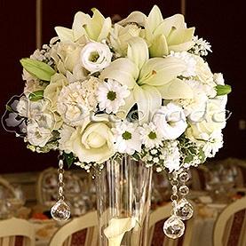 Przepych białych kwiatów – Hotel Sułkowski