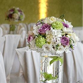 Elegancka kwiatowa kula – Lake Hotel