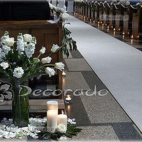 Delikatne kwiaty – kościół OO. Dominikanów