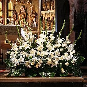 Kompozycja na ołtarz – Katedra Poznańska