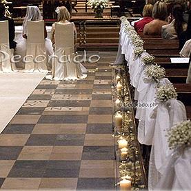 Alejka eleganckich lampionów – Katedra Poznańska