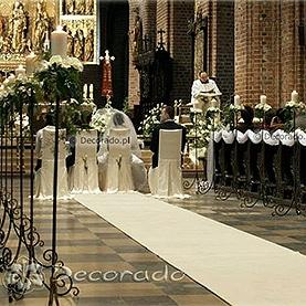Ślub w blasku świec – Katedra Poznańska