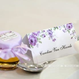 Dodatki w odcieniach fioletu – Pałac Wąsowo