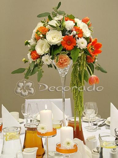 Hotel Barczyzna – dekoracja sali weselnej