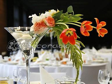 Dekoracja ślubna – Hotel Barczyzna