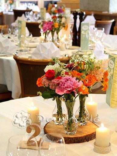 Dekoracja stołu – ślub vintage